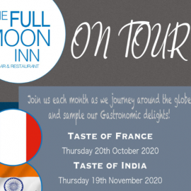 The Full Moon - On Tour
